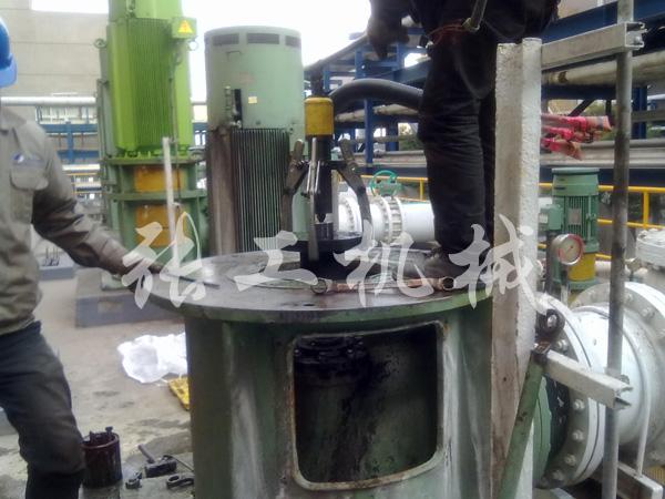 多级离心泵拆装步骤